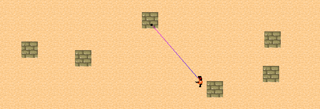 Grappling Hook, 2 days later after starting